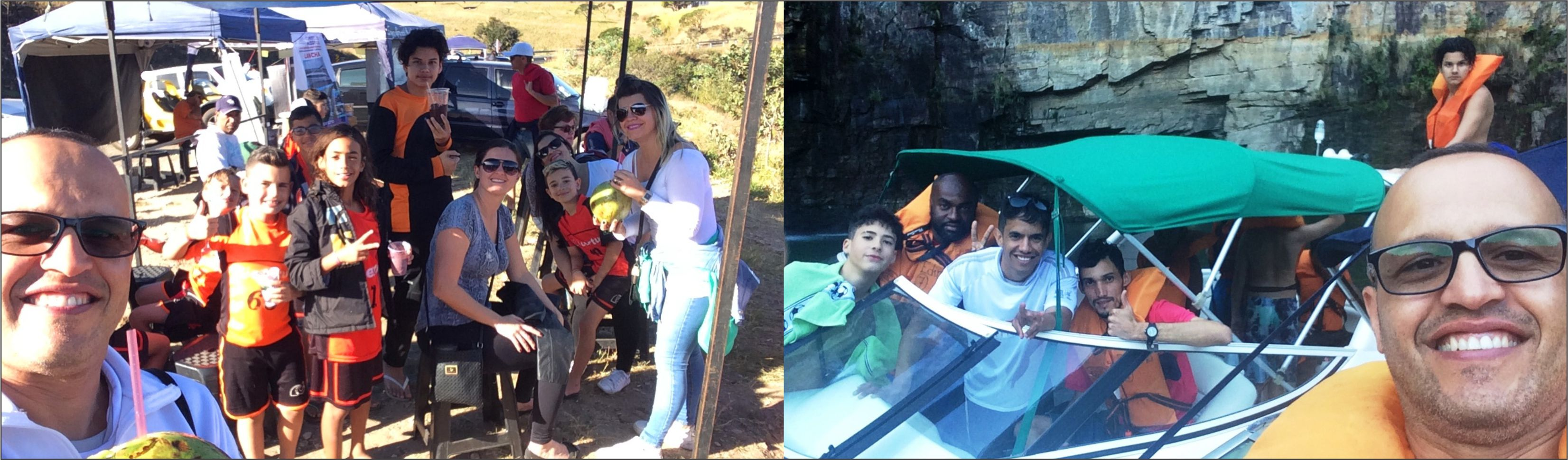 Intercambio Cultural Esportivo do Certus em Alpinópolis, Minas Gerais leva delegação de pais e alunos no 21º Encontro Brasileiro de Futsal